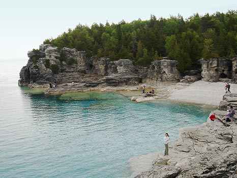 Landscape photo of Ontario: Georgian Bay